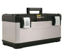 """Stanley 26"""" FatMax Metal Plastic Toolbox # 1-95-617"""