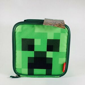 Thermos Minecraft Insulated Lunch Box