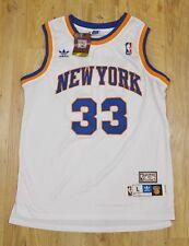 Nouveau Patrick Ewing #33 New York Knicks White NBA Jersey Grand
