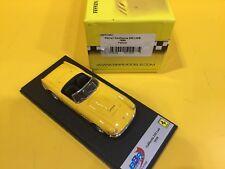 BBR MODELS BBR246C - Ferrari California 250 LWB Yellow 1959