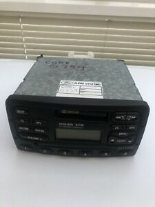 Ford 5000rds Car Radio Stereo Head Unit Cassette Player Code