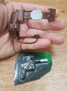 """Star Wars Luke Skywalker's DL-44 blaster + belt Hasbro 1/6 scale for 12"""" figure"""