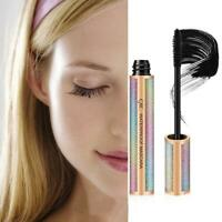 4D Silk Fiber Lengthening Mascara Curling Waterproof Eyelash Extension