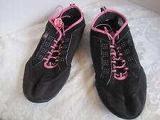 d2205ae59e50d OP women's shoes 9 M pink black lightweight athletic mesh