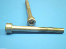 1 VITE ACCIAIO INOX DIN 912 brugola M6 x 130 mm V2A