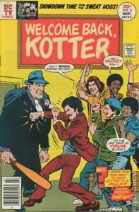Welcome Back Kotter #3 FN 6.0 1977 Stock Image