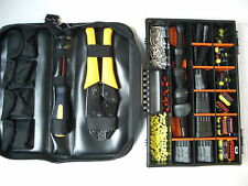 15 x AMP Superseal Stecker Set 1-6-polig + Crimpzange, Automobile,Quad
