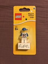 New LEGO Exclusive Magnet New York City Minifigure NYC Apple Baseball 853599