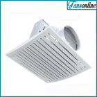 Ventair Jet Exhaust Fan White   High Capacity Ceiling Fan   Bathroom Fan
