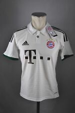 FC Bayern München Kinder Trikot Gr. 164 2013-14 Away Adidas Neu FCB A JSY Y
