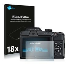 18x Film Protection écran pour Nikon Coolpix B500 Protecteur