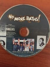 No More Baths! DVD Movie Disc Only