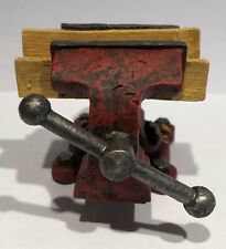 Wood Worker Vise Theme Business Card Holder