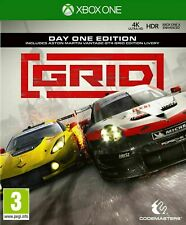 GRID: Day One Edition - Xbox One - BRAND NEW SEALED