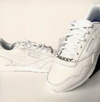 Reebok Royal Glide LX Sneaker Damen Women Weiß White Classic Schuhe CN7321 SALE