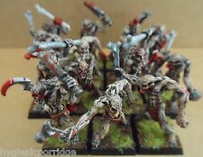 1998 morts-vivants goules citadel pro painted warhammer vampire counts army crypte ad&d