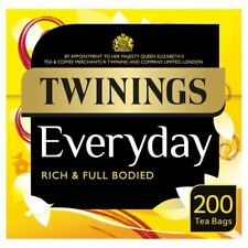 Twinings Everyday - 200 per pack (0.88lbs)