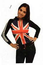 Union Jack Ladies Jacket