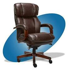 Fairmont Big And Tall Executive Office Chair With Memory Foam Cushions High
