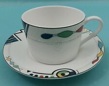 Mikasa Ultima + Super Strong  Fine China Headline HK232 Cup & Saucer Sets NEW