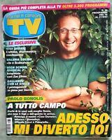 A120 MAGAZINE SORRISI CANZONI 38 2007 VALERIA GOLINO PAVAROTTI LUCIO BATTISTI