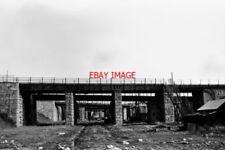 PHOTO  BARRY BRIDGES BRIDGES CARRYING TRACKS TO THE ONCE NUMEROUS COAL HOISTS AT