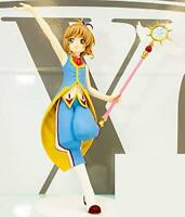 Banpresto Cardcaptor Sakura clear card ed. EXQ figure ~ Sakura Kinomoto ~ japan