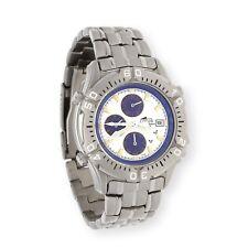 Reloj Lotus Hombre 9719/3 Titanio Resistente Esfera Azul Nuevo y Envío Gratis