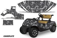 Golf Cart Grafiken Set Sticker Wrap Für Ez-Go Freedom Rxv 15-18 Tarnfarbe Blk