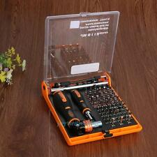 73 in1 Magnetic Precision Screwdriver Bits Set Ratchet Home Hardware Repair Tool