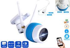 Waterproof WIFI IP Security Cam-Bullet Camera for Outdoor or Indoor Surveillance