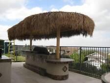 "30""x60' Thatch Roll 4 Tiki Bar Thatching Palm Mexican Thatch"