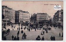 POSTAL  MADRID. Puerta del Sol Ref: TC00304