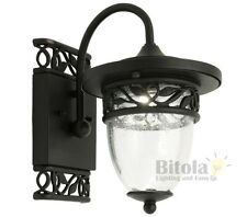 MERCATOR HERITAGE SMALL 6W LED OUTDOOR WALL LIGHT COACH EXTERIOR BLACK MXD50521B