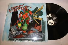 "Bumpy Knuckles a part of Life LP (VG) 12"""