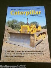 Caterpillar MAGAZINE # 51-gasdotti-AUG 2006