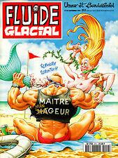 Fluide Glacial N°219 - Eds. Audie - Septembre 1994 - Neuf !