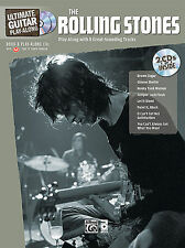 ROLLING STONES GUITAR PLAY ALONG TAB SONG BOOK NEW