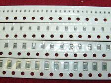1206 1% chip résistances smd smt 10R à 820K-pack de 100-rohs