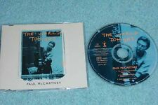 Paul McCartney Maxi-CD The World Tonight - Dutch 3-track CD - beatles jeff lynne