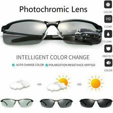 Polarlens Photochrom Polarisiert Sonnenbrille Radfahren Laufen Fahren Sport