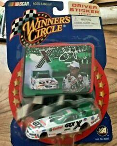 Winners circle John force driver sticker series GTX Castrol 30217 1/64 scale nos