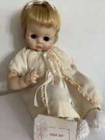 Vintage Madam Alexander Pussycat Baby Doll