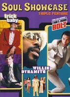 Soul Showcase (Willie Dynamite / That Man Bolt New DVD