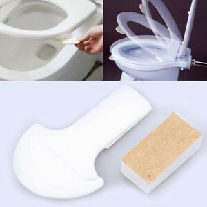 Bathroom Toilet Seat Cover LId Lifter Handle Clean Lifting Device Avoid Touching