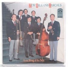 The New Orleans Rascals Of Osaka Japan: Love Strong On the NileLP STAMP OFF