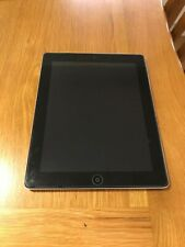 Apple iPad 2 9.7in 16GB Wi-Fi Tablet-Negro