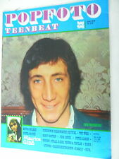 1 x Magazin - Popfoto - August  Juni 1970 - seltene Musikzeitschrift -Z.sehr gut