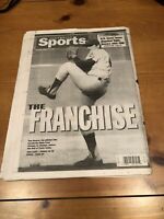 Tom Seaver, Hall Of Fame Induction, New York Daily News, 1992