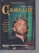 Lerner & Lowe's Camelot Richard Harris OOP Sealed DVD Acorn Media